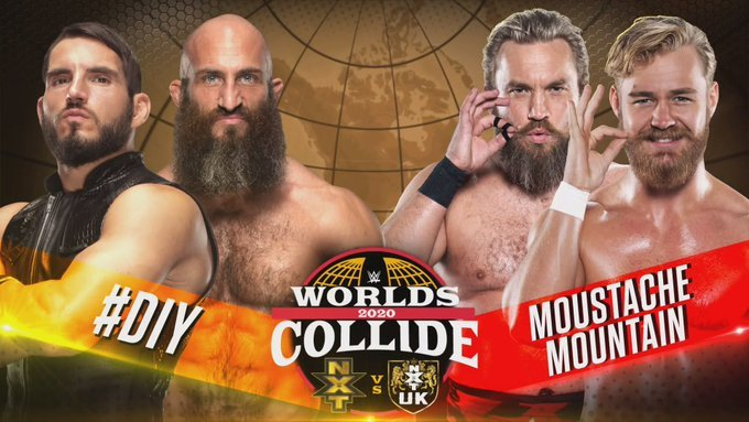 WWE Worlds Collide 2020 Open Discussion Thread