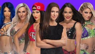 WWE Revealed Details About Their Quibi Series 'Fight Like A Girl'