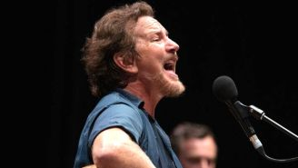 Pearl Jam Announces 'Gigaton,' Their First Album In Five Years, And An Expansive Tour