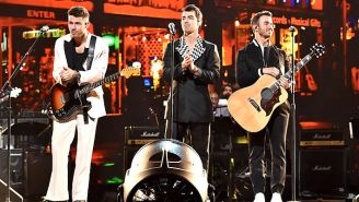 The Jonas Brothers' Next Album Was 'Pretty Much Done' Two Weeks After 'Happiness Begins' Was Released