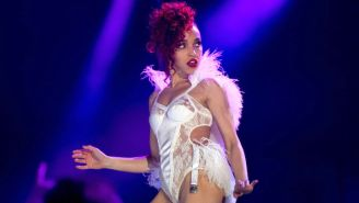 FKA Twigs Wasn't Asked To Sing During The Grammys Prince Tribute Performance And People Are Mad