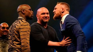 Dana White Said The UFC Is 'Doing Something With Floyd (Mayweather)' After UFC 246