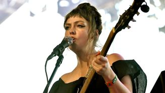 Angel Olsen Debuts Two New Tracks During Her 'Still At Home' Charity Livestream