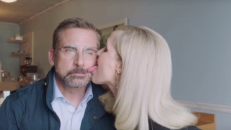 The 'Irresistible' Trailer Is Director Jon Stewart's Return To Political Satire