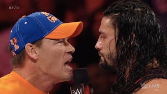 Roman Reigns Would Love One More Match With John Cena
