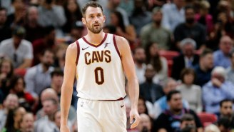 Kevin Love Expressed Displeasure To GM Koby Altman In An 'Emotional Verbal Outburst'