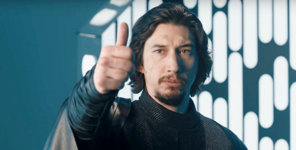 'Star Wars' Fans Are Pointing Out Something Sad About Kylo Ren's 'Undercover' Return To 'SNL'