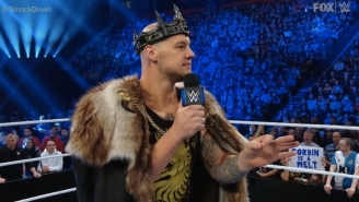 King Corbin On Why Vince McMahon Likes Him: 'I'm A Big Dude, A Little Bit Old School'