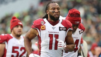 Larry Fitzgerald Purchased An Ownership Stake In The Phoenix Suns