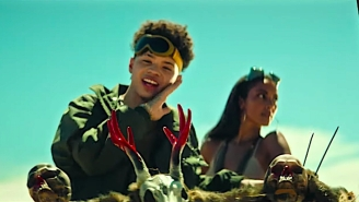 Lil Mosey Is 'Never Scared' In His 'Mad Max'-Inspired Video With Trippie Redd