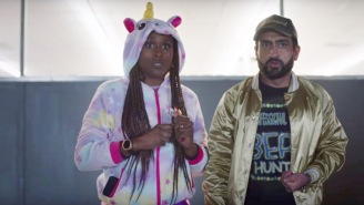 Kumail Nanjiani And Issa Rae Try To Solve A Murder In 'The Lovebirds' Trailer
