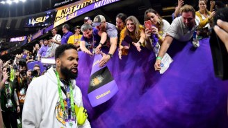 LSU Claimed Odell Beckham Jr. Gave Players 'Fake Money' In A Video Taken After The National Title Game