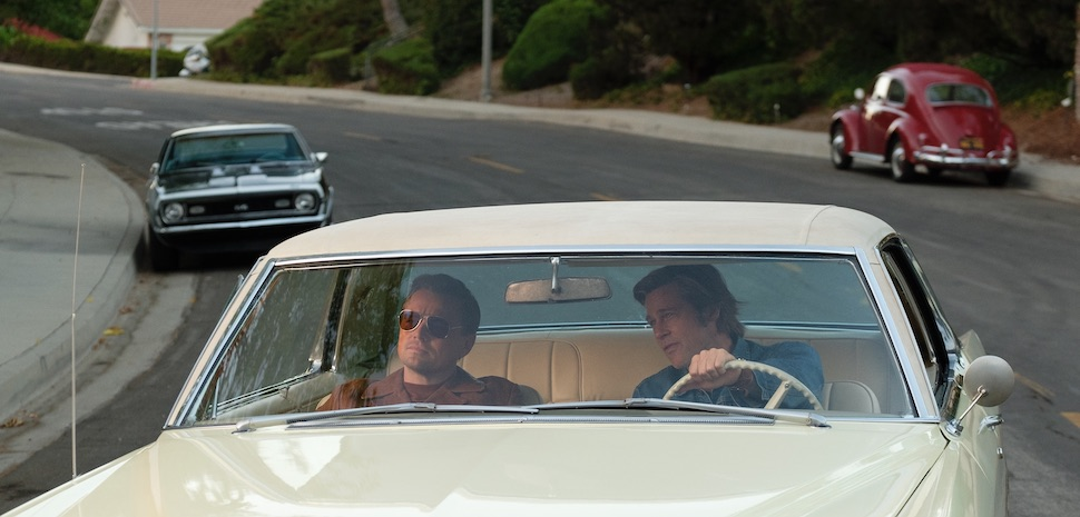 The Story Behind The Oscar-Nominated Production Design Of 'Once Upon A Time In Hollywood'