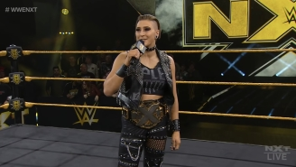 WWE Is Reportedly Changing The Name Of The NXT Women's Championship