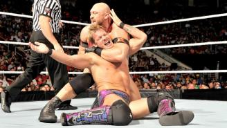 Ryback Thinks Chris Jericho Has Less Than A Year Left In His Wrestling Career