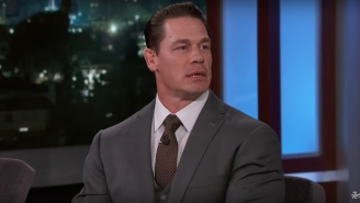 John Cena Says He'll 'Be In The Neighborhood' For WrestleMania 36
