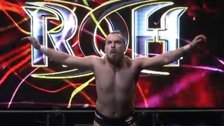 Marty Scurll Re-Signs With Ring Of Honor For 'WWE Main Roster Money'