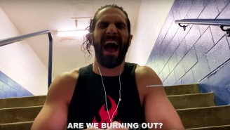 WWE's Seth Rollins Is The Star Of A New Pop-Punk Music Video