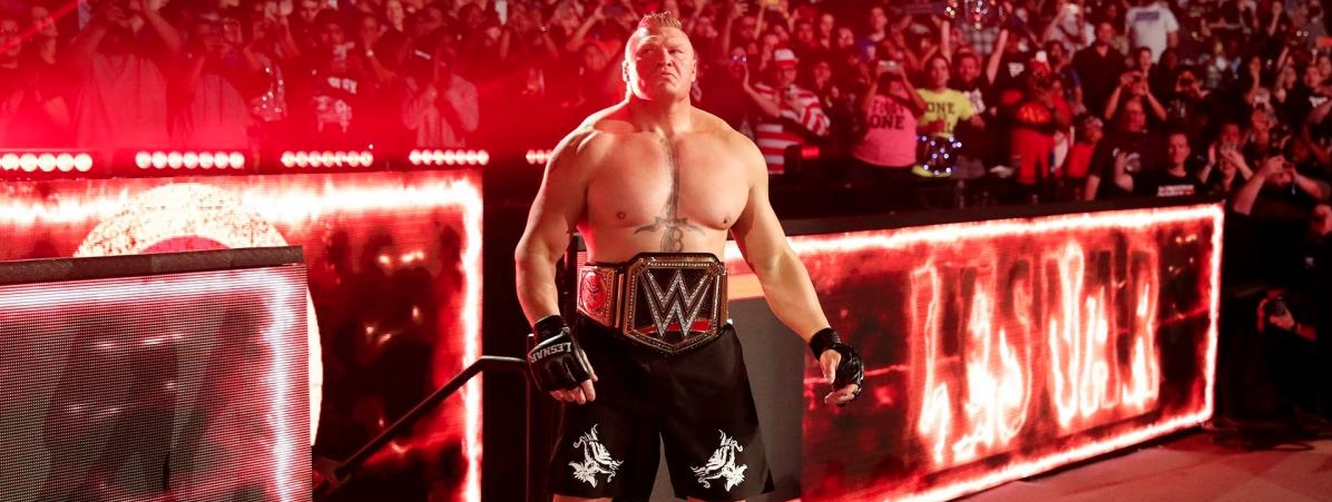 Brock Lesnar's Royal Rumble Run Was Almost As Long As His Entire 2019 In WWE