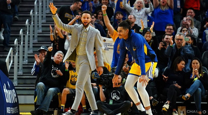 Stephen Curry Is Reportedly Targeting An Early March Return To The Warriors Lineup