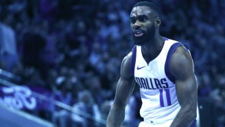 Tim Hardaway Jr. Brings A Necessary Calm To The Surprising Mavericks