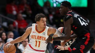 Pascal Siakam And Trae Young Were Overjoyed To Learn About Their All-Star Game Selections