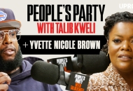 'People's Party With Talib Kweli' Episode 32 -- Yvette Nicole Brown