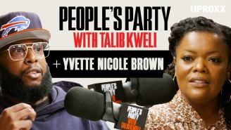 Talib Kweli And Yvette Nicole Brown Talk Donald Glover, Comic-Con, & Traps Of Fame
