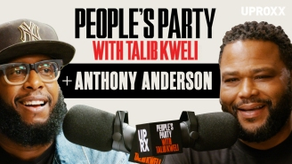 Talib Kweli And Anthony Anderson Talk Black-ish, Compton, Scorsese, And Prince