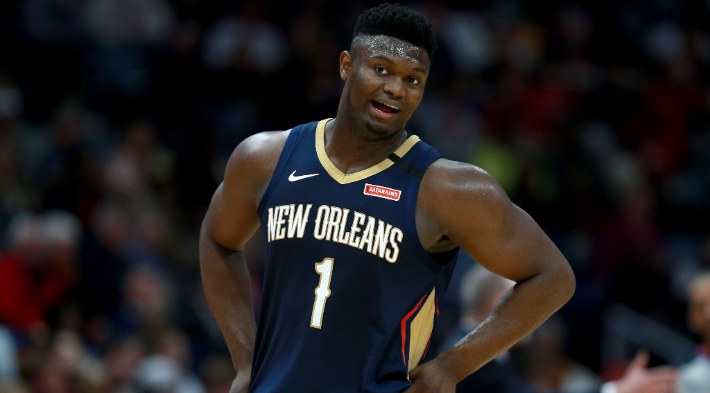 Alvin Gentry Defended The Pelicans Having A 'Long Term' Approach For Zion Williamson