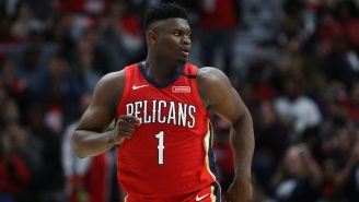 Zion Williamson Is 'Set To Be Cleared' Before The Pelicans Bubble Opener Against The Jazz