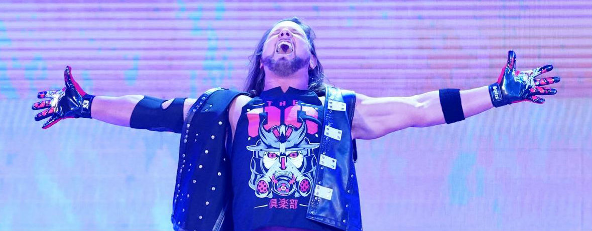AJ Styles Was Injured During The Royal Rumble
