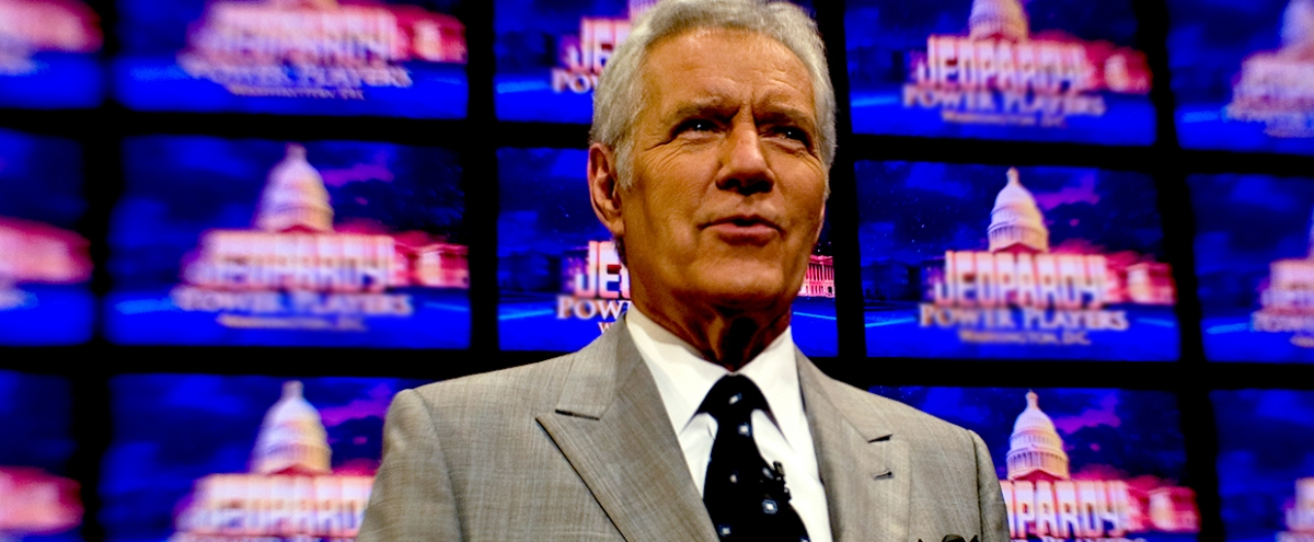 Alex Trebek Is And Always Will Be The True 'Jeopardy!' GOAT
