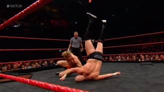 The Best And Worst Of NXT UK 1/2/20: Engine Of Destruction