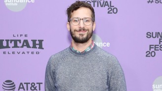 Everyone's Making The Same 'Nice' Joke About The Sundance Sale Of Andy Samberg's 'Palm Springs'