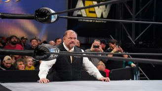Arn Anderson On The End Of His Time At WWE: 'My Opinion Was Not Valued'