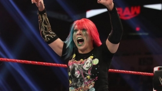 WWE's Asuka Was In The Building During A Mall Shooting In Las Vegas