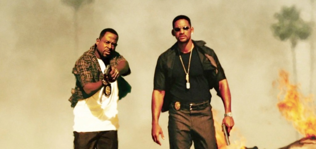 Seth Rogen Helped Re-Write 'Bad Boys II,' Thanks To Judd Apatow