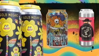 The Best Looking (And Tasting) Beers For Beer Can Appreciation Day