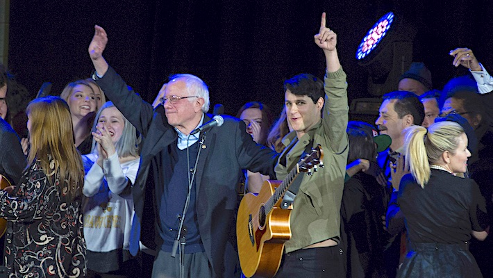 Bernie Sanders Announces Bon Iver And Vampire Weekend Will Support Him With Iowa Concerts