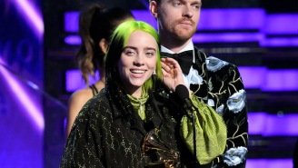 Billie Eilish Was 'Very Proud' Of Herself After The Trump Administration Called Her Out