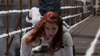 The New 'Black Widow' Special Look Offers A New Glimpse Of A Key Villain