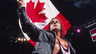 WWE Hall Of Famer Bret Hart Has Been Diagnosed With Skin Cancer