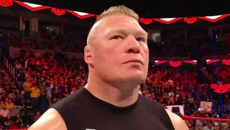 Brock Lesnar Announced His Opponent For The Royal Rumble: Everybody
