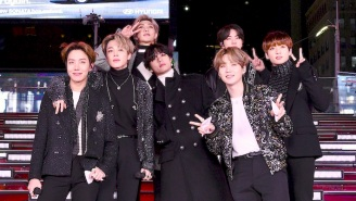 BTS' Tour Microphones Were Purchased For Over $83,000 At A Charity Event