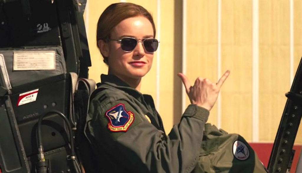 The 'Captain Marvel' Sequel Is Officially A Go And It Will Reportedly Be Set In The Present Day