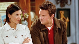 An Actress Who Played A Baby On 'Friends' Made A Well-Timed Callback Joke On Instagram