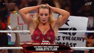 Charlotte Flair Won A Women's Royal Rumble That Was Full Of Surprises