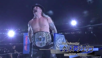 Chris Jericho Wants AEW And New Japan To 'Put Aside All The Egos' And Work Together