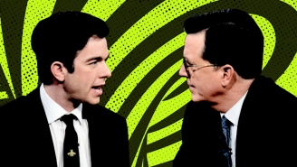 The Rundown: Stephen Colbert And John Mulaney Did Something Pretty Cool On TV This Week